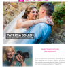 Patricia Bollen front page