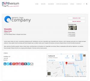 BV Hilversum - Lid